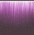 neon-pink-snow-01 vector image