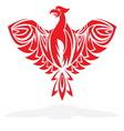 Phoenix resize vector image