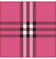 Plaid texture background vector image