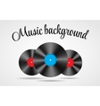Set of Abstract music background for your de vector image vector image