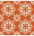 Geometric seamless pattern Low color design vector image