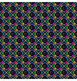 multicolor pattern vector image vector image