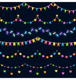 party decoration vector image