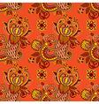 flower paisley design vector image