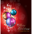 Christmas original modern background template for vector image