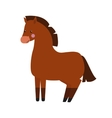 Horse breed vector image