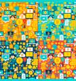 bitcoin seamless patterns