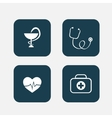 Pharmacy and medical icon vector image