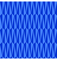 Blue Abstract Geometric Seamless Pattern vector image
