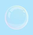Soapbubble vector image