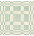 Mismatched squares vector image vector image