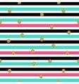 Cute pattern with gold Confetti glitter Perfect vector image