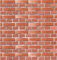 wall brick vector image