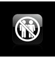 access forbidden vector image