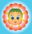 Mama flo vector image vector image