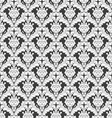 Seamless wallpaper pattern vector image