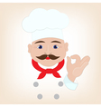Cooker vector image