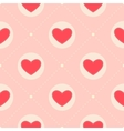 Pattern for Valentine s Day vector image