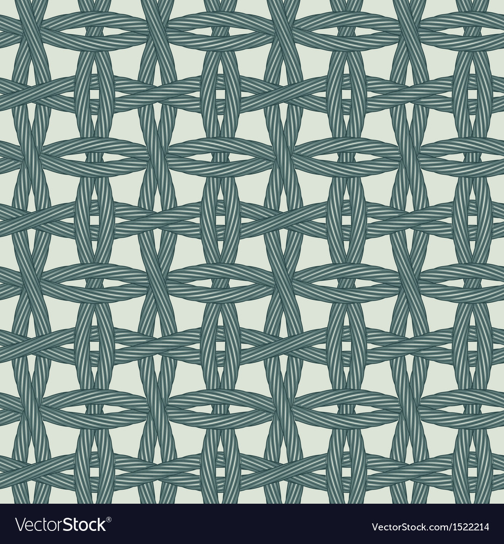 Ropes grid background vector