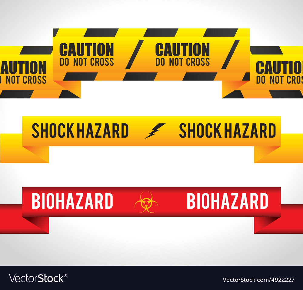 Danger design vector