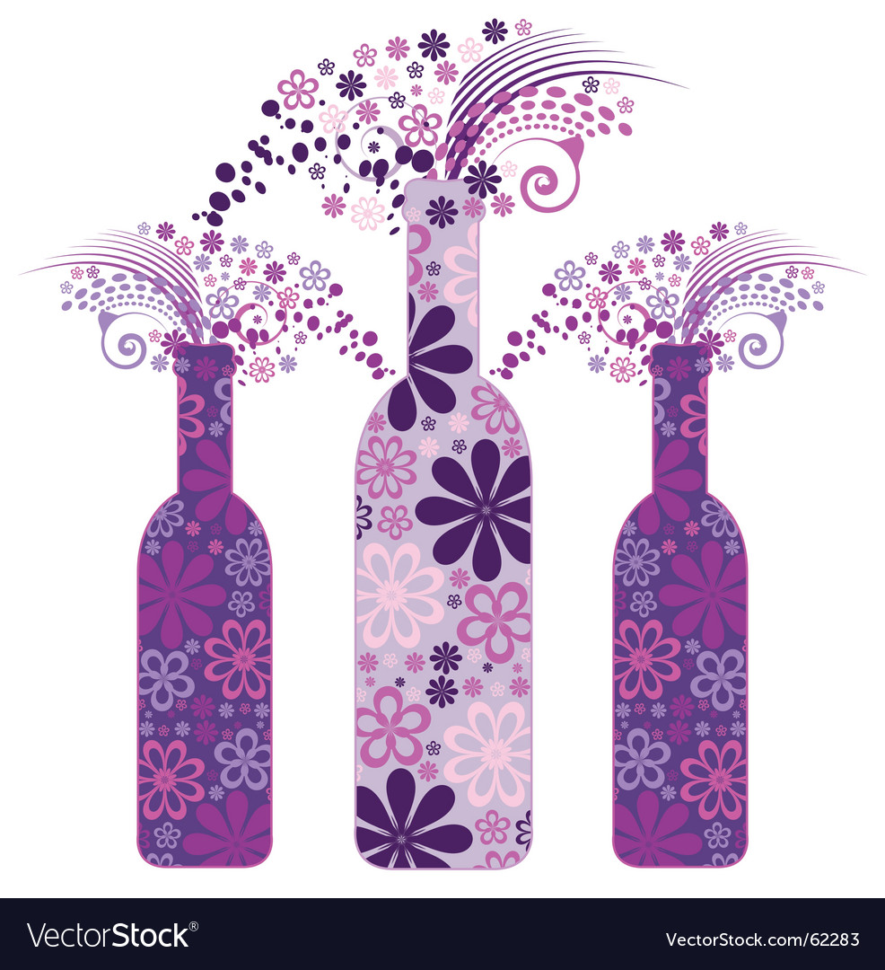 Summer fruit juice vector