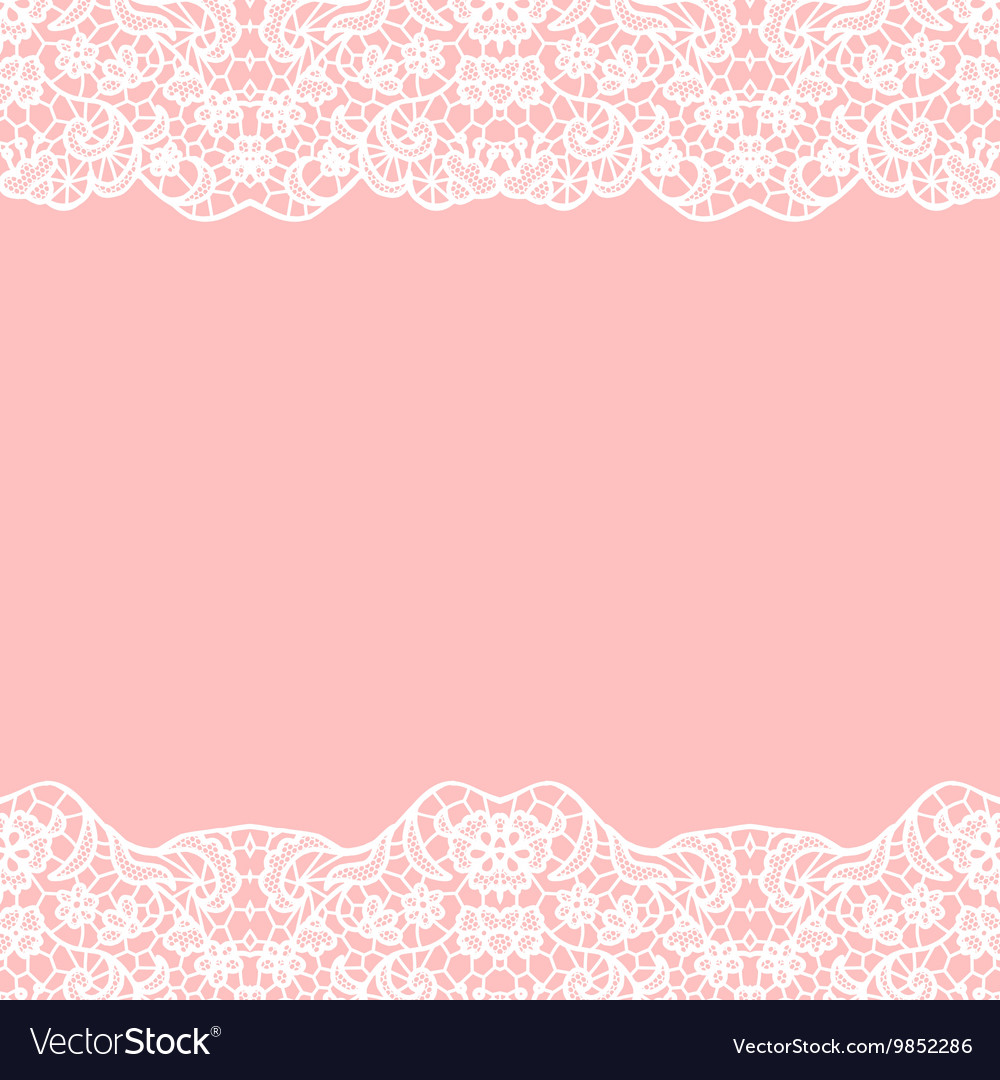 Horizontal seamless background vector