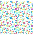 ethnic modern seamless pattern ornament background vector image
