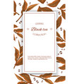 Black tea banner vector image