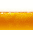 beer world background vector image