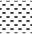 small wallet pattern vector image