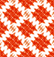 Orange strokes vector image