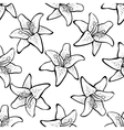 LilyPattern2 vector image