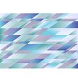 Rhombus blue background vector image