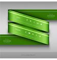 background options banner design elements vector image