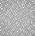 Light metal texture background vector image