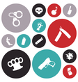 icons for miscellaneous vector image