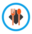 Nutrition Rounded Icon vector image
