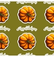 Happy Thanksgiving Seamless Pattern vector image