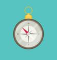 compass icon web vector image