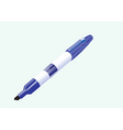 sketch pen vector image vector image