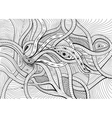 Abstract surreal background vector image