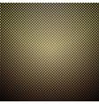 black yellow halftone background vector image