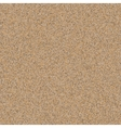 Sand background vector image