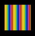 Seamless rainbow pattern vector image vector image