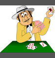 card game vector image vector image