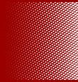 halftone pattern background heart shapes vintage vector image