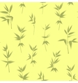 Seamless wallpaper of bamboo vector image vector image