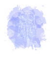 abstract watercolor spot background vector image