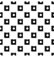 paper bag pattern vector image