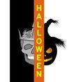 Poster Halloween vector image
